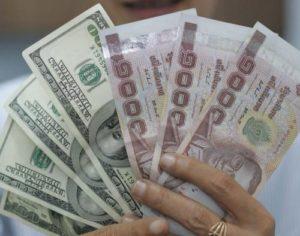 baht-vs-dollars