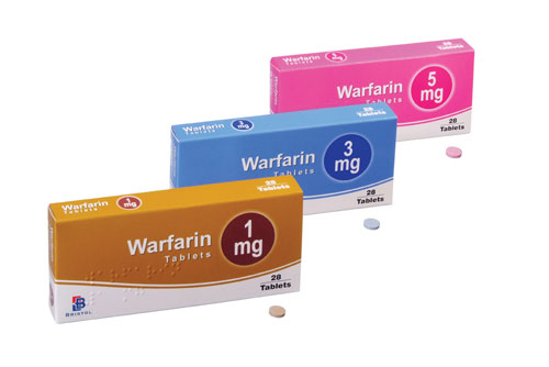 Warfarin-and-phentermine-interactions