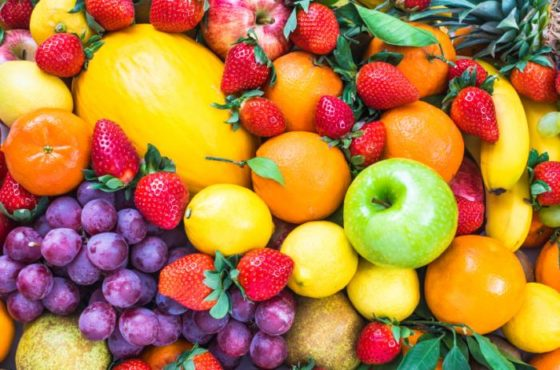 mixed-fruits